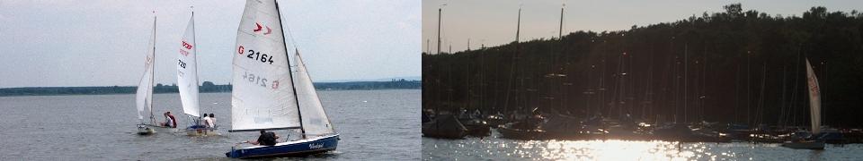 Segelschule Wellenbrecher Steinhuder Meer